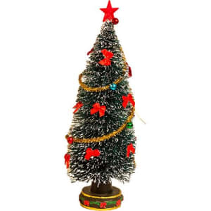Árvore Decorada de Mesa 37cm - Orb Christmas