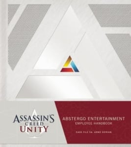 CONFIRA Assassins Creed Unity – Abstergo Entertainment Employee Handbook | saraiva