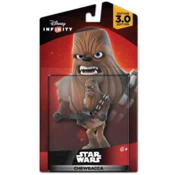 Jogo Disney Infinity 3.0 - Personagem Star Wars: Chewbacca