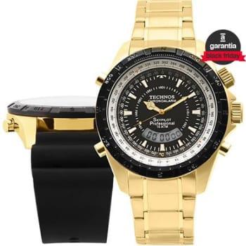 Relógio Masculino Technos Anadigi Casual T205FE/4P