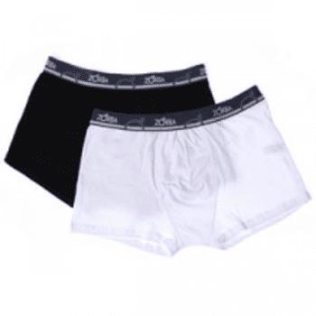 Cueca Boxer Zorba Casual em Microfibra Sem Costura