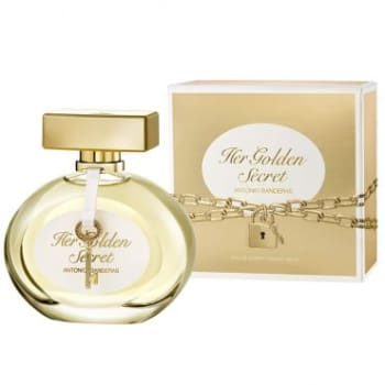 Perfume Antonio Banderas Her Golden Secret Feminino Eau de Toilette 30ml