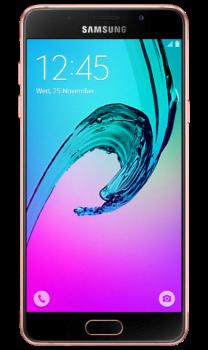 "Smartphone Samsung Galaxy A5 Duos Dual Chip Rosê 4G Tela 5.2"" Android 5.1 Câmera 13Mp 16Gb"