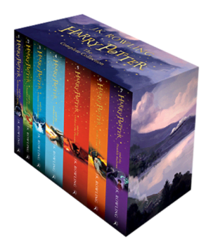 Harry Potter Boxed Set - The Complete Collection (Cód: 7463286)