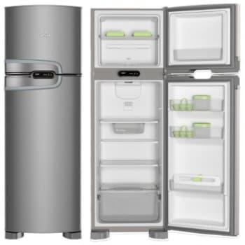 Refrigerador|Geladeira Consul Frost Free 2 Portas 275 Litros Evox - CRM35NKANA