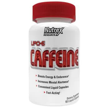 Lipo 6 New Caffeine 60 Caps -  Nutrex