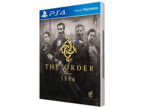 The Order: 1886 para PS4 - Ready At Dawn PS4