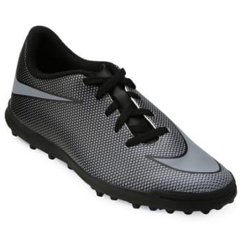 Chuteira Nike Bravata 2 TF Society Infantil