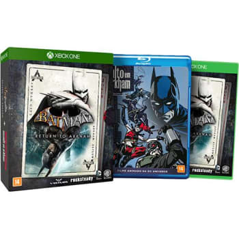 Game Batman: Return To Arkham Combo - Xbox One