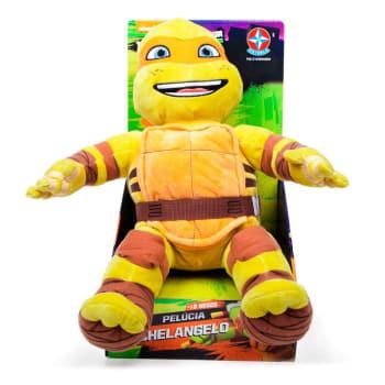 Pelúcia 45 cm - Tartarugas Ninja - Donatello - Estrela