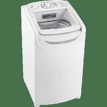 Lavadora de Roupas Electrolux 8kg LTD09 Turbo Economia Branco