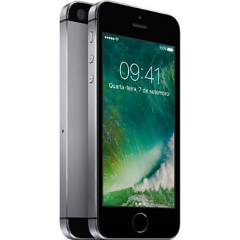 iPhone SE 16GB - Cinza Espacial, Prata, Rosa ou Dourado