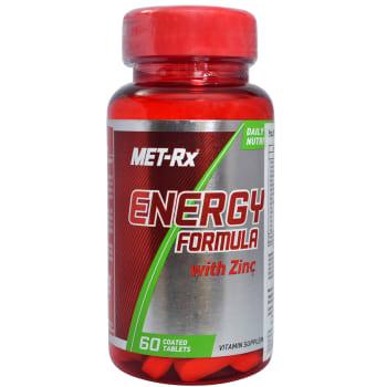 POLIVITAMÍNICO ENERGY FORMULA 60 TABS - MET-RX