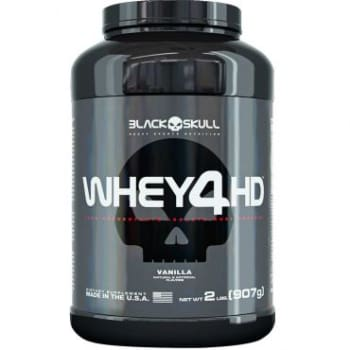 Whey 4HD Baunilha 907g - Black Skull