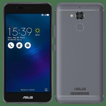 """SMARTPHONE ASUS ZENFONE 3 4G129BR MAX 5.2"""" 4G DUAL 16GB CINZA ESCURO"""