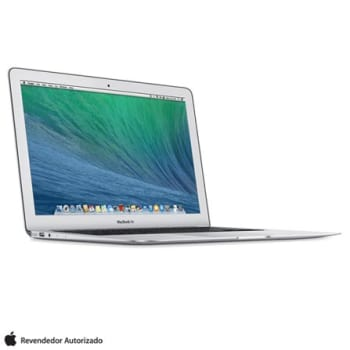 MacBook Air, Intel Core i5, 4 GB, 256 GB, Tela de 13,3 - MJVG2BZ/A