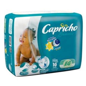 Fralda Capricho Bummis Econômica EG - 16 Unidades