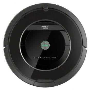 Robô Aspirador de Pó Inteligente Irobot Bi-Turbo Roomba 880 - 5x Mais Sucção + Escovas de Borracha, Limpeza Cômodo a Cômodo, Bivolt