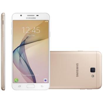 Smartphone Samsung Galaxy J7 Prime, Dual, 32GB, 13MP, 4G, Dourado - G610