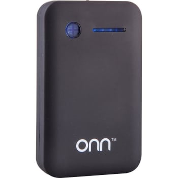 Carregador Portátil para Dispositivos USB ONN 7800mAh Preto PC821ONN