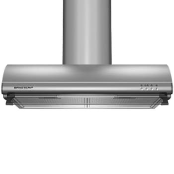 Depurador Brastemp Bat60 Inox com Duto 60cm