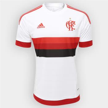 Camisa Adidas Flamengo II 15/16 s/nº