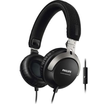 Headphone Philips SHL3565BK/00 - Preto