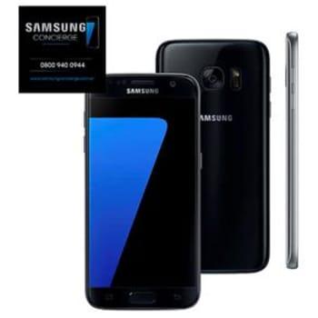 Samsung Galaxy S7 - Preto, Dourado, Prata ou Rose