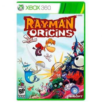 Rayman Origins para Xbox 360 (X360) - Ubisoft