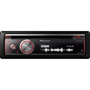 Som Automotivo Pioneer DEH -X8780Bt Cd Player com USB Bluetooth e Mixtrax