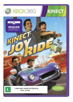 Joy Ride - Requer Kinect - X360 (Cód: 3102758)
