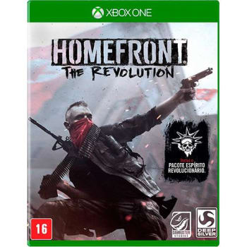 Game Homefront: The Revolution - Xbox One