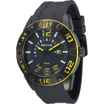 Relógio Masculino Seculus Analógico com Calendário 20217GPSVPU1