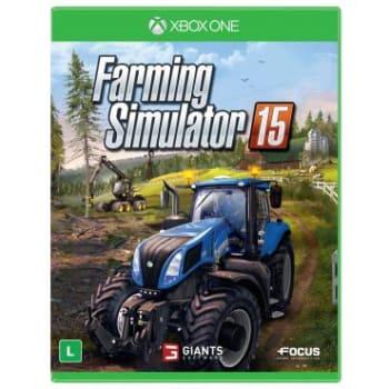 Jogo Farming Simulator 15 para Xbox One