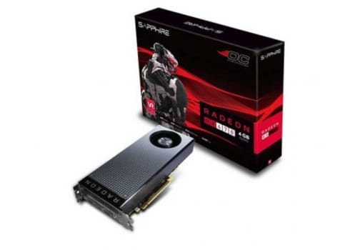 PLACA DE VIDEO SAPPHIRE RADEON RX 470 OC 4GB GDDR5, 11256-00-20G