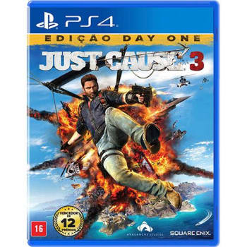 Game Just Cause 3 Day One Edition - PS4