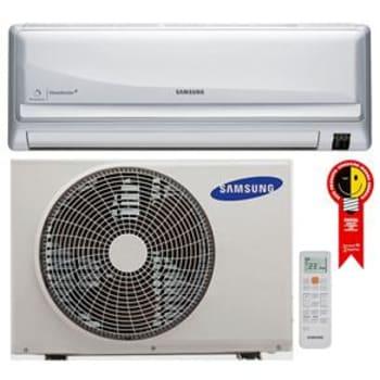 Ar-Condicionado Split Samsung Max Plus AR12HCSUAWQ/AZ Frio 12.000 BTUs com Filtro Full HD e Virus Doctor - 220V
