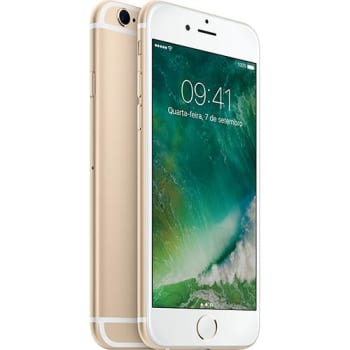 iPhone 6s Plus 128GB - Dourado ou Rosê