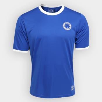 Camisa Cruzeiro Réplica nº 10 - Edição Limitada