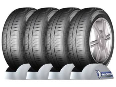 Kit 4 Pneus Aro 14 Michelin 175/65 R14 82T - Energy XM2 Green X 4
