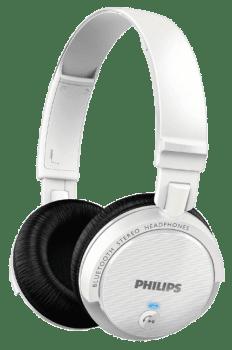 Fone de Ouvido Supra Auricular Bluetooth Philips Shb5500 Branco (Cód: 9032961)