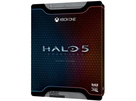 Halo 5: Guardians - Edição Limitada para Xbox One - Microsoft