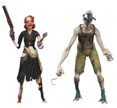 Bioshock Splicer - 2 Pack - Action Figure