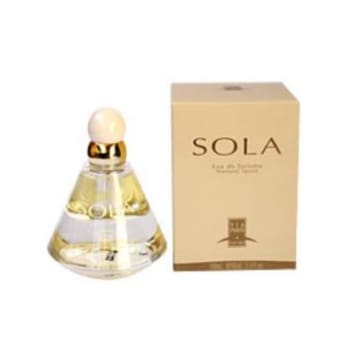 Perfume Via Paris Sola Feminino Eau de Toilette 100ml
