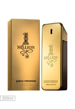 PERFUME ONE MILLION PACO RABANNE 200ML