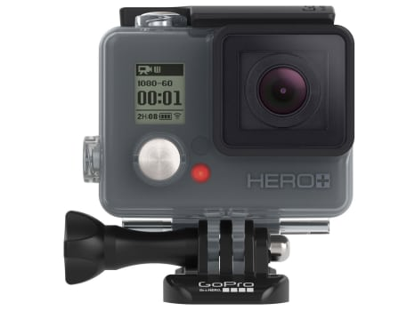 Câmera e Filmadora GoPro HERO+ Plus 8MP Full HD com Wi-Fi e BluetoothGoPro