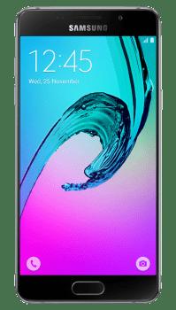 """Smartphone Samsung Galaxy A5 Duos Dual Chip Preto 4G Tela 5.2"""" Android 5.1 Câmera 13Mp 16Gb"""