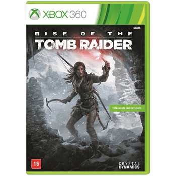 Game - Rise of the Tomb Raider - XBOX 360