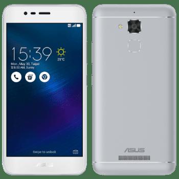 "SMARTPHONE ASUS ZENFONE 3 4G129BR MAX 5.2"" 4G DUAL 16GB PRATA"