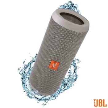 Caixa de Som JBL para Aparelhos com Conexão Bluetooth e P2 - FLIP3 - JBFLIP3CNZ